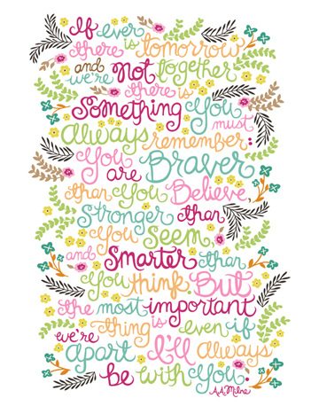 A. A. Milne's quote #6