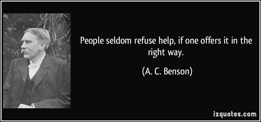 A. C. Benson's quote #1