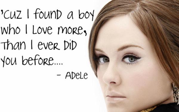 Adele's quote #3