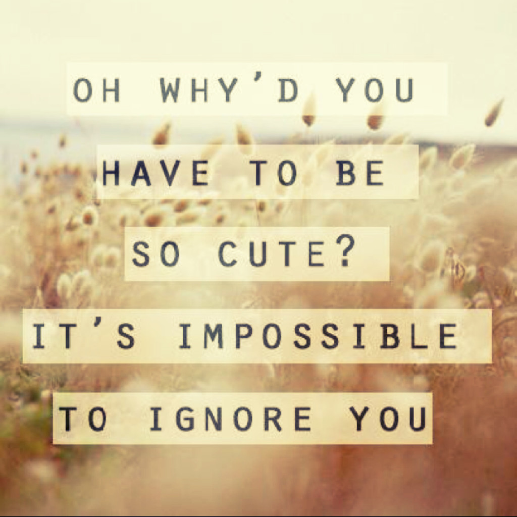 Famous Quotes About 'Adorable'