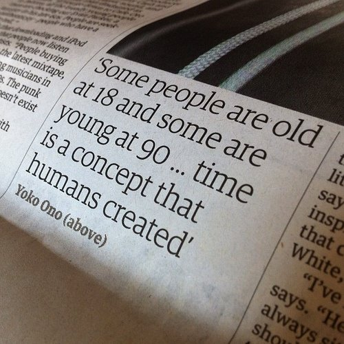 Age quote