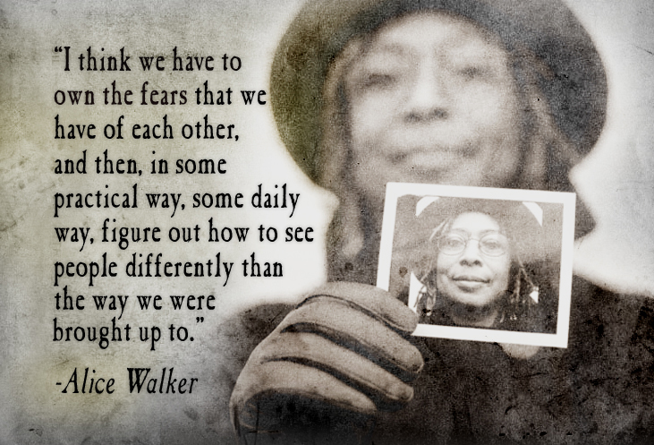 the hard life of the poor in alice walkers the color purple A life in writing: twenty-five years ago, alice walker's pulitzer prizewinning the  color purple transformed african-american literature  she has had to work  hard to maintain a connection to her family, to her brothers,.