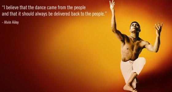 Alvin Ailey's quote #8