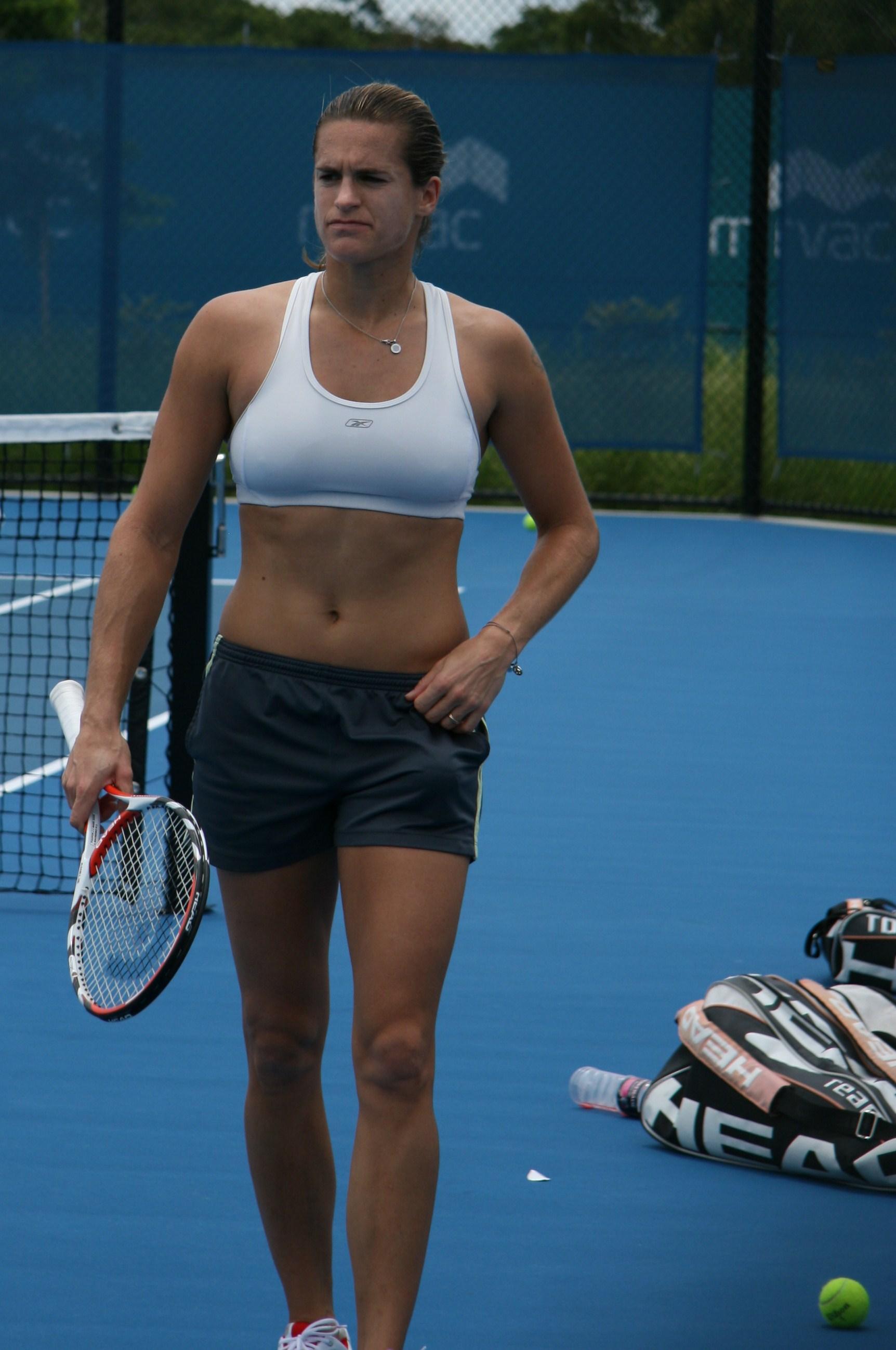 Стринги у теннисисток 28 фотография