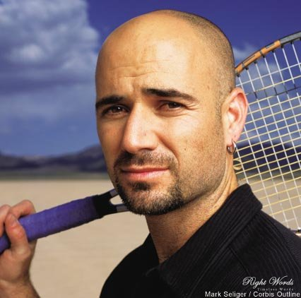 Andre Agassi's quote #5