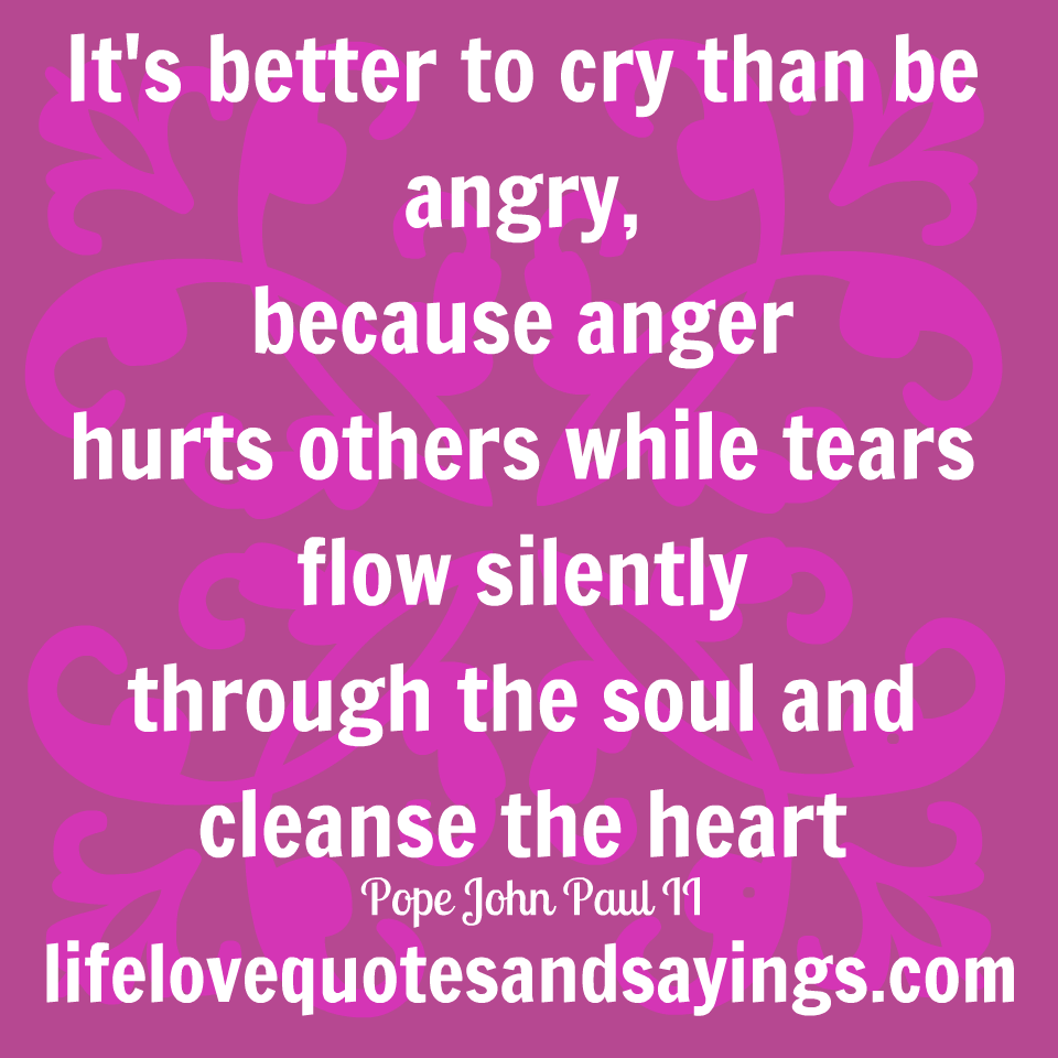 Anger quote #1
