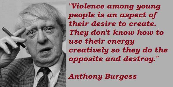 Anthony Burgess biography