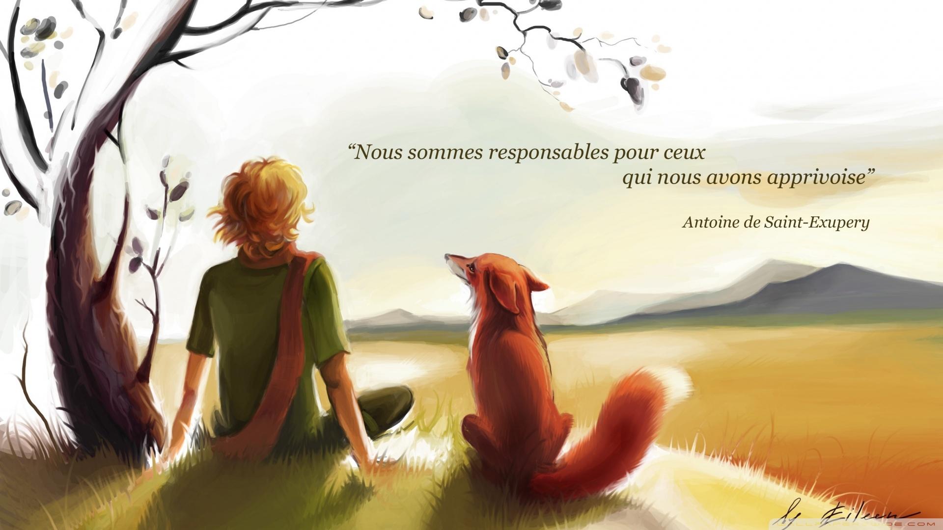 Here Is My Secret Antoine De Saint Exupery: Antoine De Saint-Exupery's Quotes, Famous And Not Much
