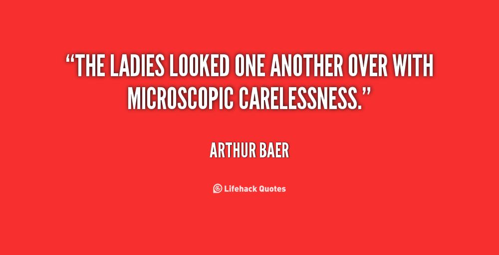 Arthur Baer's quote #5