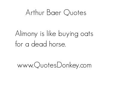Arthur Baer's quote #7