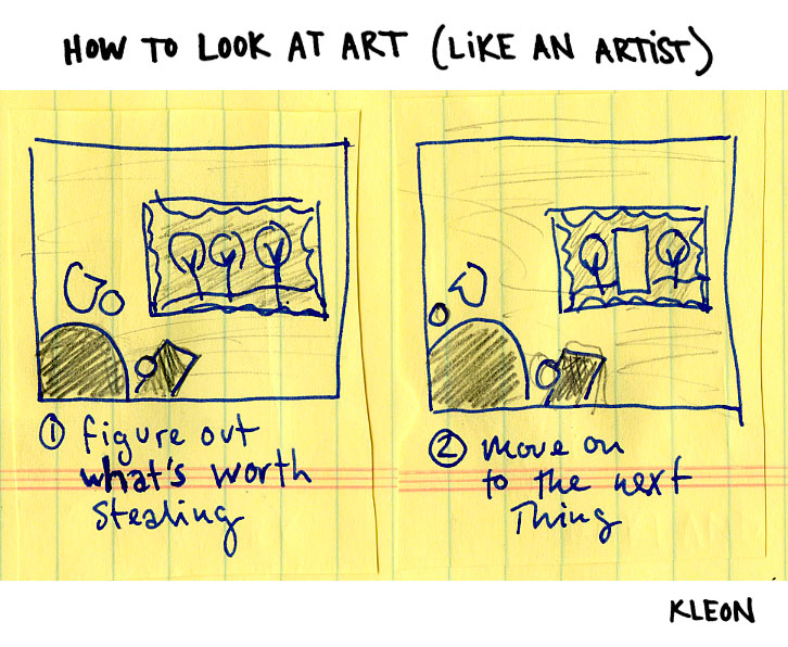 Artist quote #2