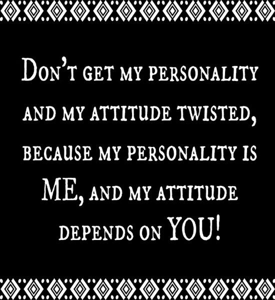 Attitude quote #4