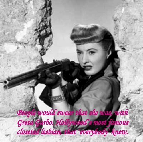 Barbara Stanwyck zitate