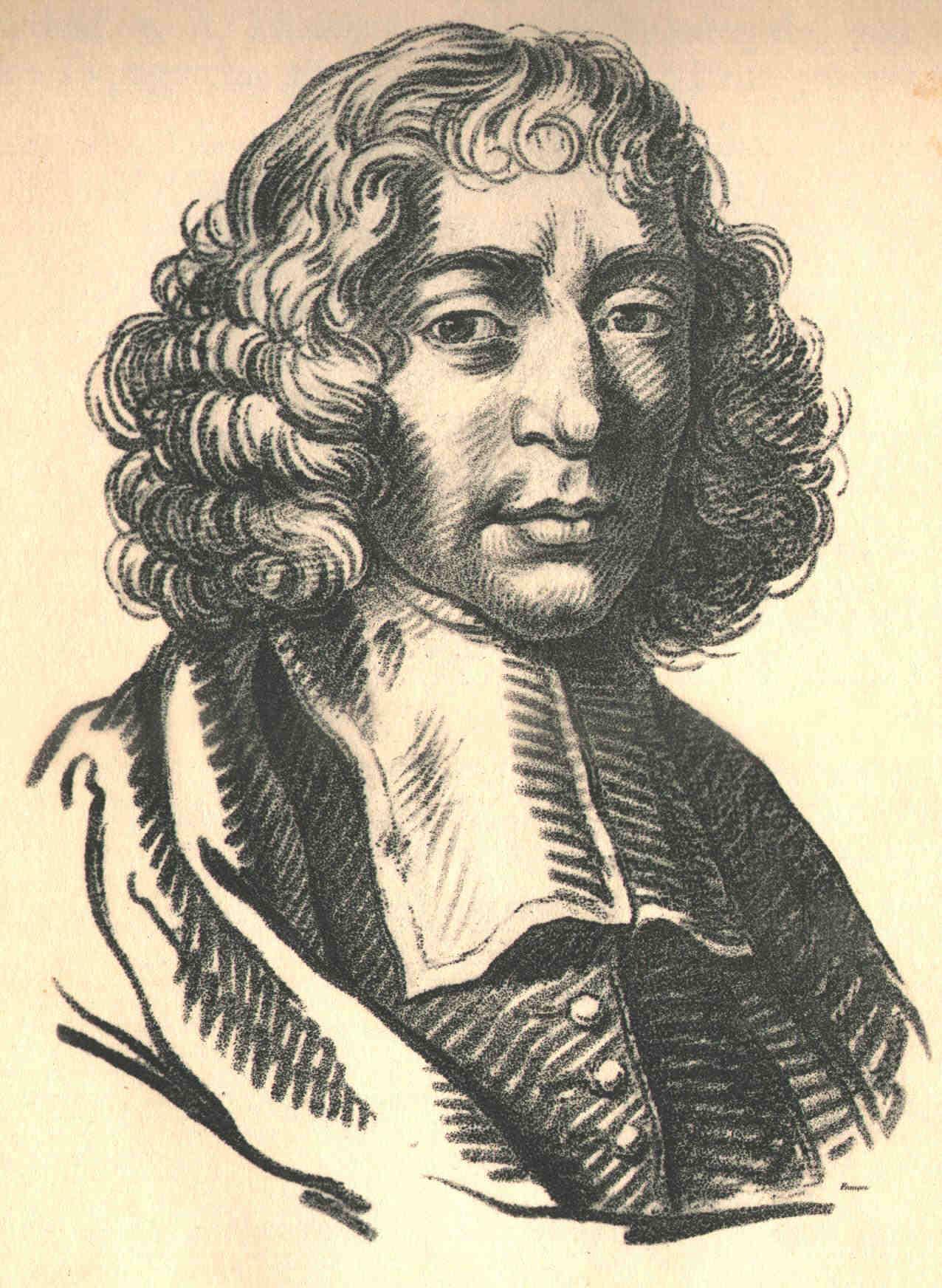Spinoza determinism