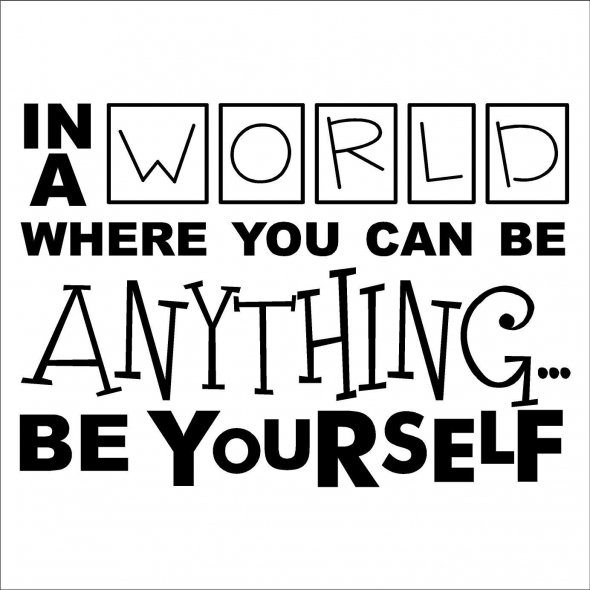 Famous quotes about 'Being Yourself' - QuotationOf . COM