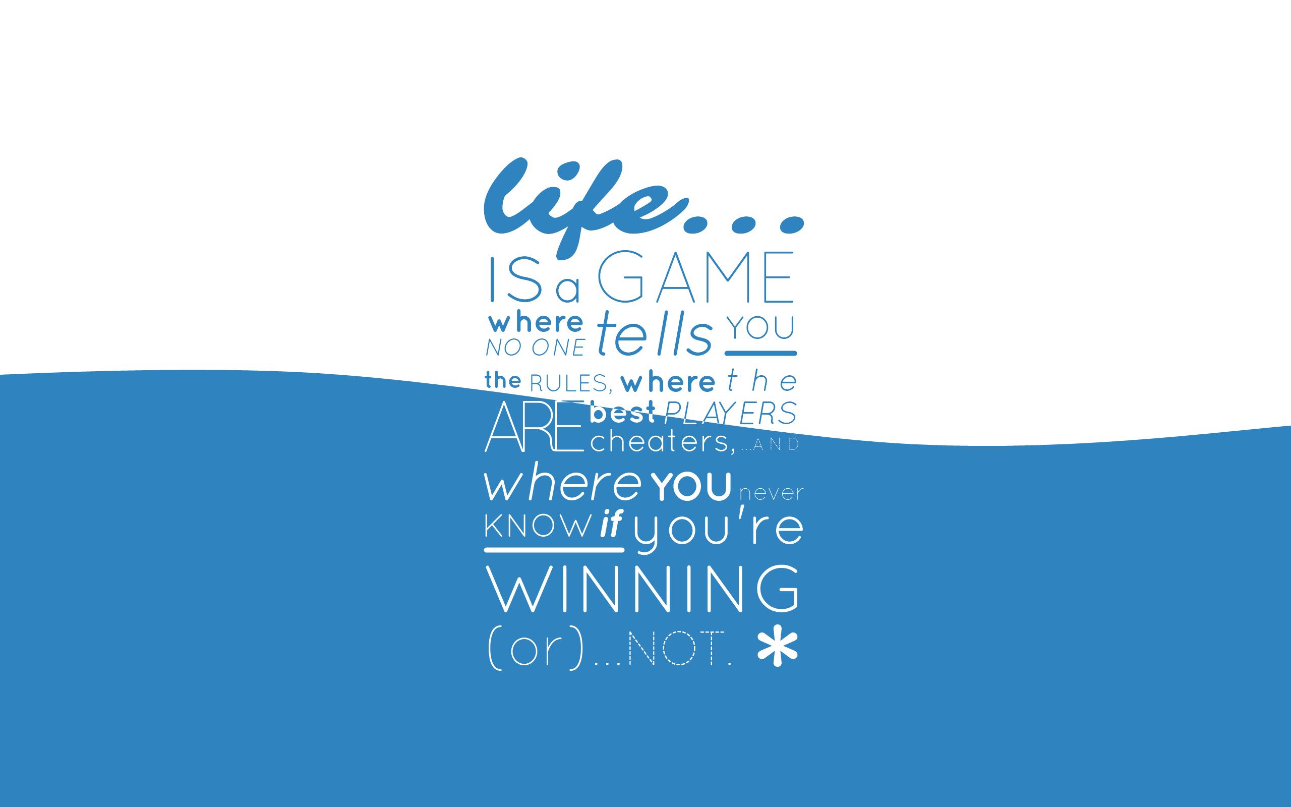 Blue quote #4