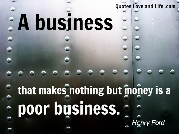 Business quote #1