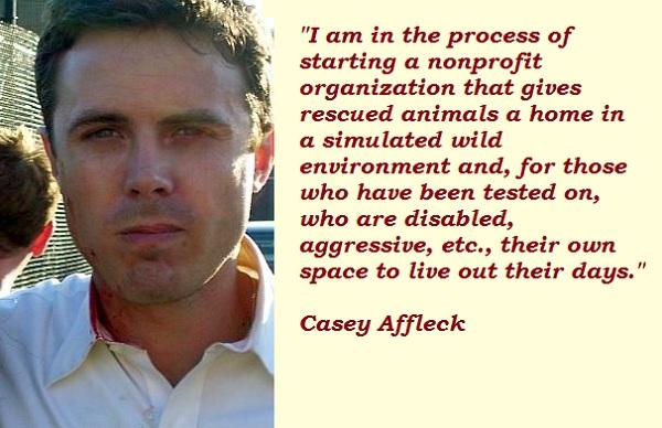 Casey Affleck's quote #6