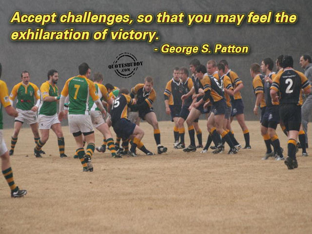 Challenge quote #4