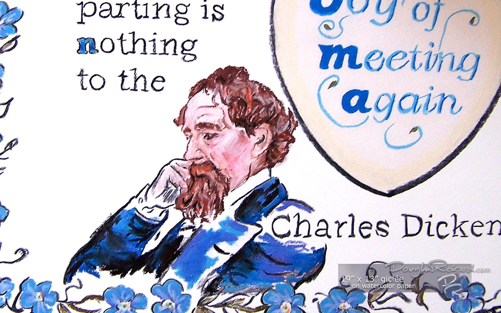 Charles Dickens's quote