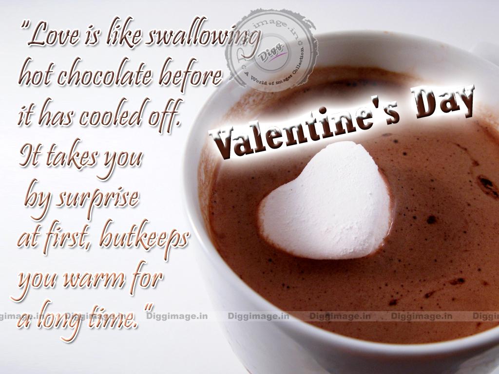 Quote on the origin of chocolate?