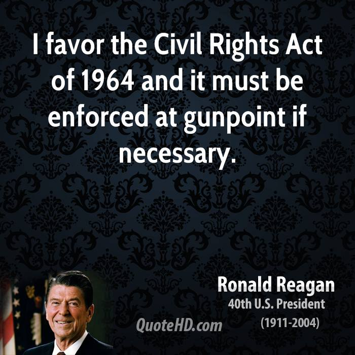 Famous Quotes About 'Civil Rights Act'