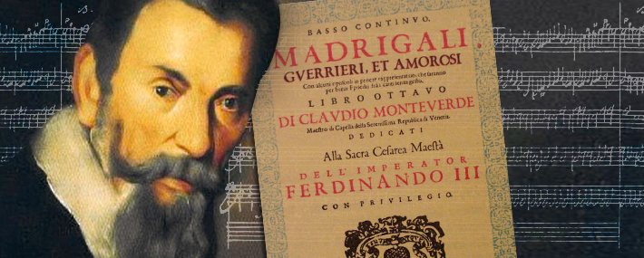 a biography of claudio monteverdi Biography list of works italy, 1567 — italy, 1643 composer claudio monteverdi  was an italian composer, gambist, and singer his work, often regarded as.