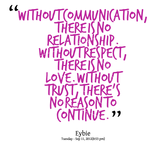 Communication quote #7