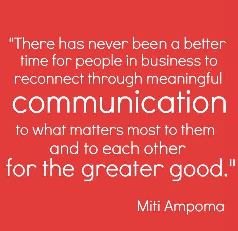 Communication quote #6