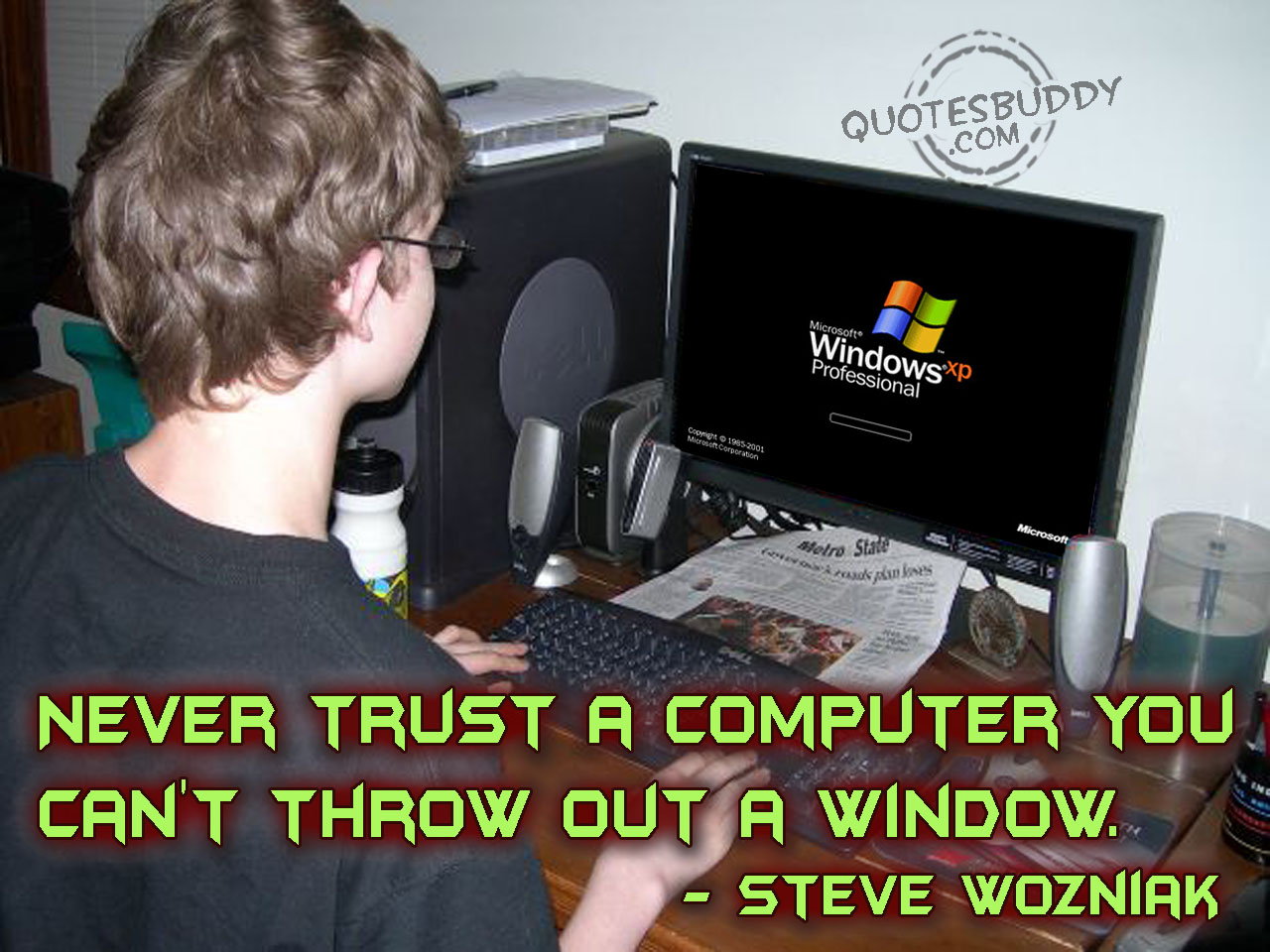 Computers quote #7
