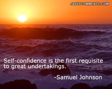 Confidence quote #4