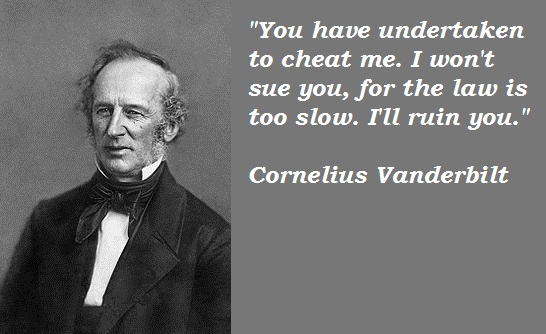 a biography of cornelius vanderbilt an american businessman Cornelius vanderbilt net worth is $185 billion cornelius vanderbilt biography cornelius vanderbilt was born on the 27 cornelius started his own ferry business.