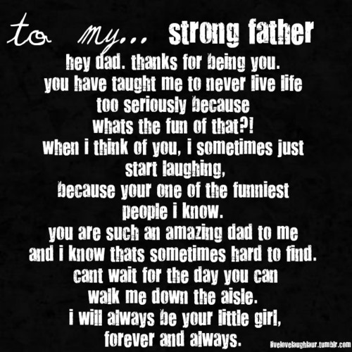 Dad quote #1