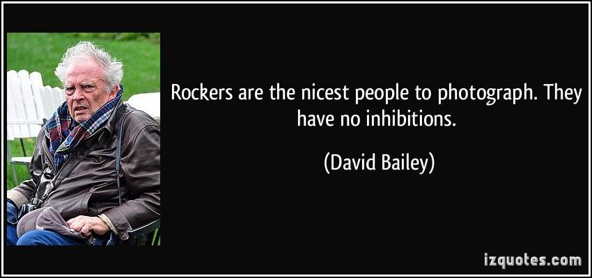 David Bailey's quote