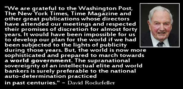David Rockefeller's quote #5