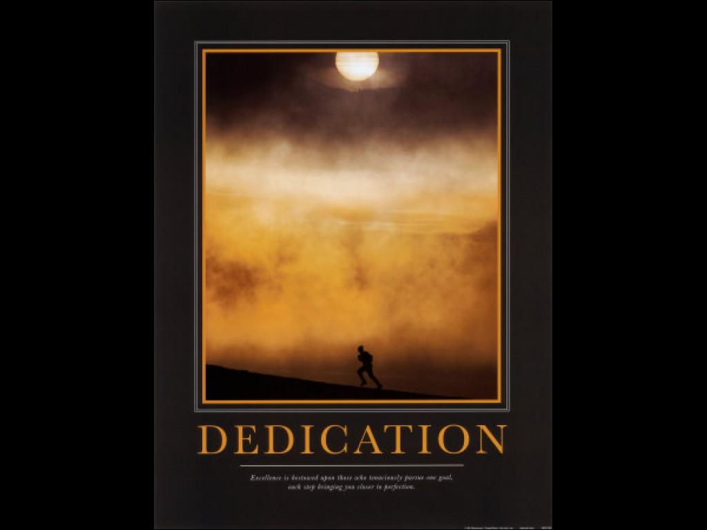 Dedication Image Quotation 4 Quotationof Com