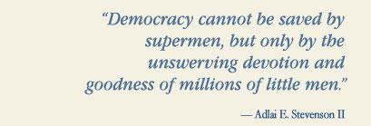 Democracy quote #3