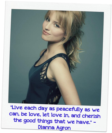 Dianna Agron's quote #4