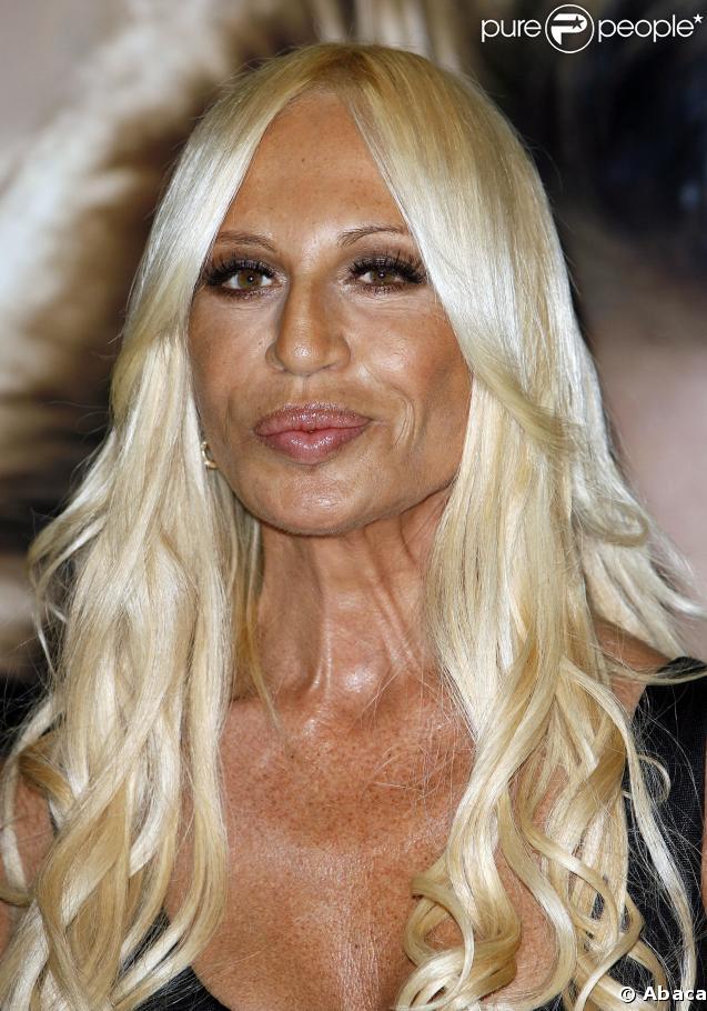 Donatella Versace Profile