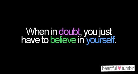 Doubt quote #7