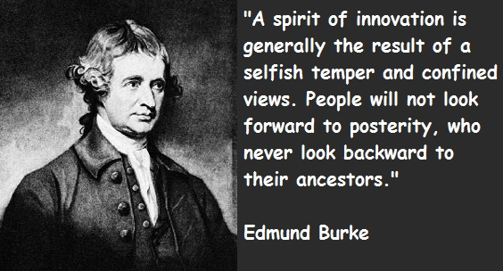 Edmund Burke's quote #4