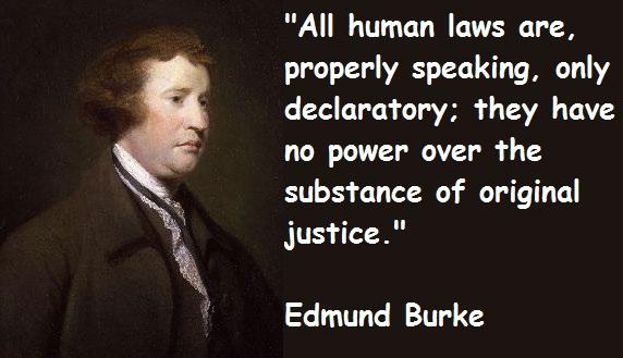 Edmund Burke's quote #6