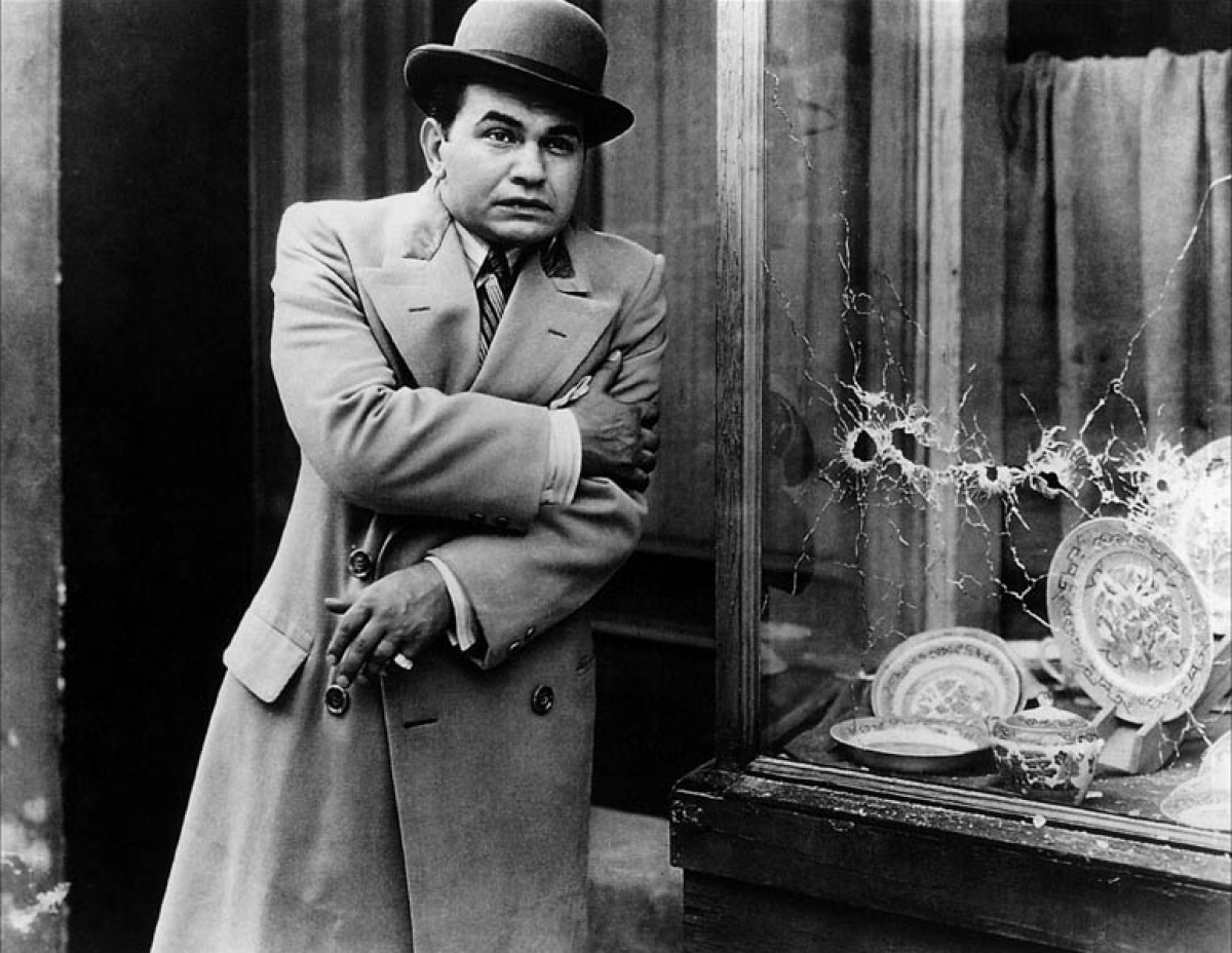 Edward G. Robinson's Quotes, Famous And Not Much