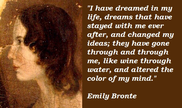emily bronte 39 s quotes famous and not much quotationof com