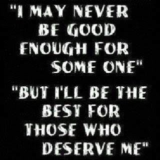 Enough quote #2