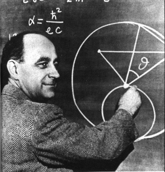 Enrico Fermi's quote