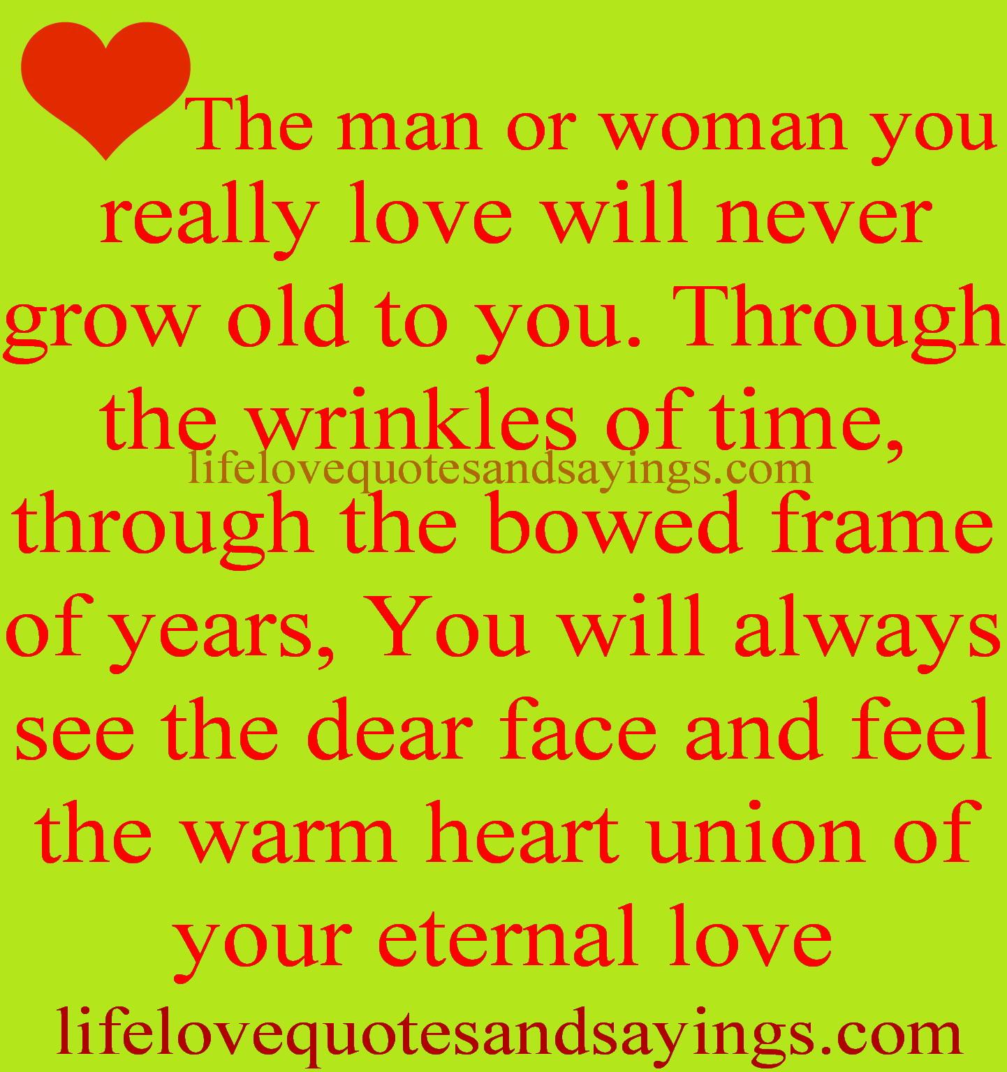 Famous quotes about Eternal Love - QuotationOf . COM