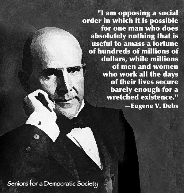 Image result for eugene v debs quotes