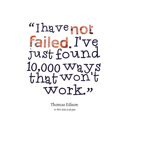 Famous quotes about 'Failing' - QuotationOf . COMQuotes About Failure Idioms