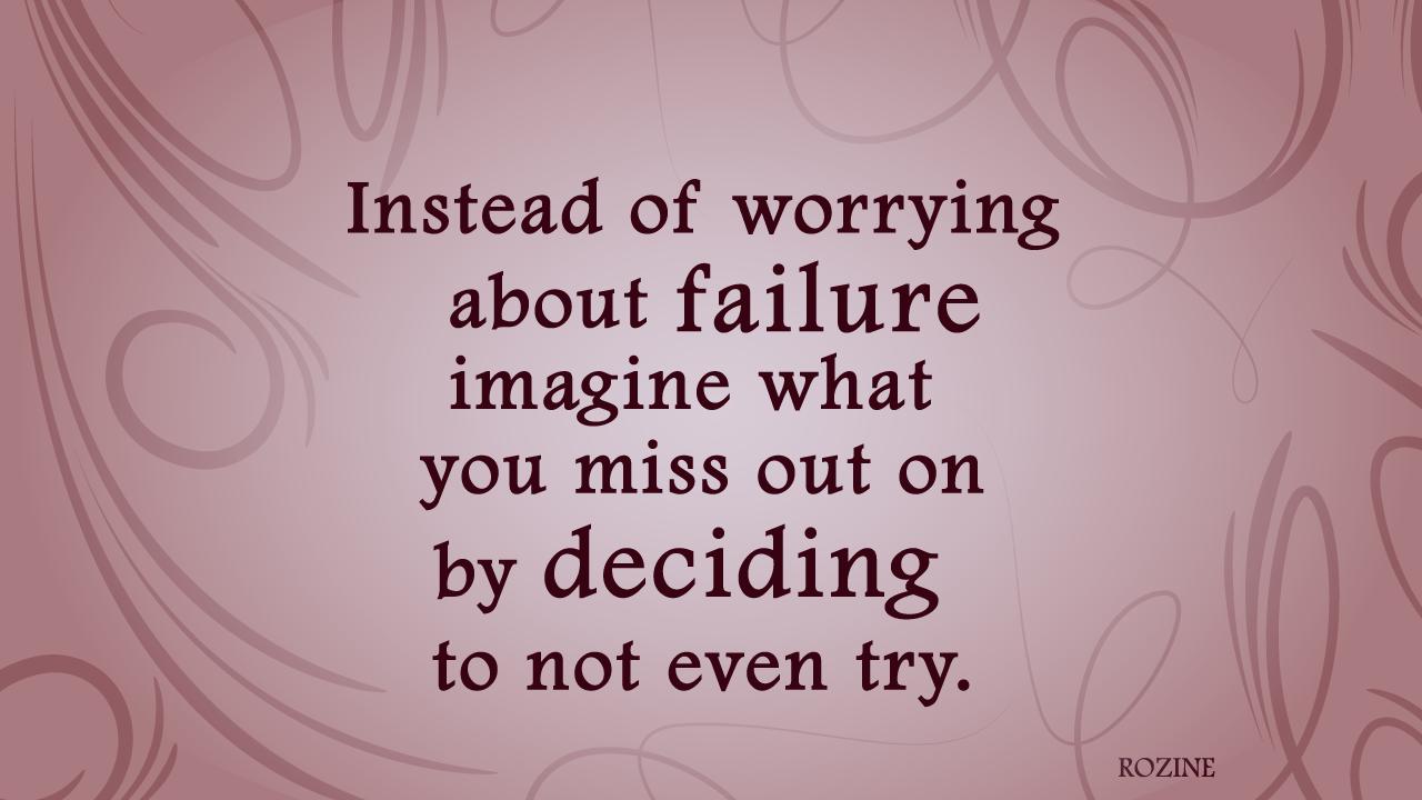 Failure quote #2